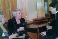 Председатели Арбитражных судов Москвы и Московского округа Аллой Большовой и Людмилой Майковой