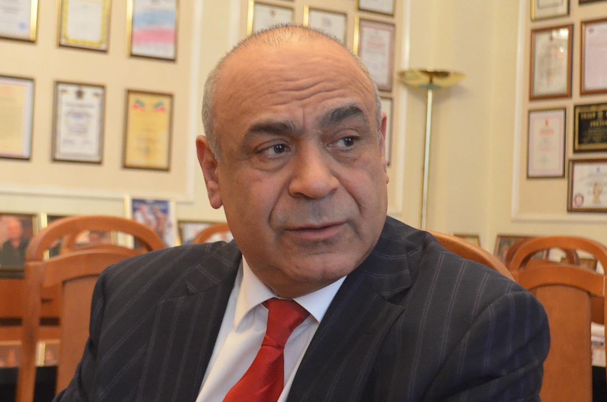 Гасан Борисович Мирзоев