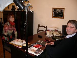 """Адвокат Алексей Куприянов. Фотосессия для журнала """"Деловые люди"""", 2005 год."""